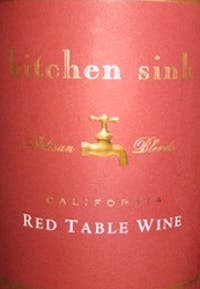 Kitchen Sink Red Table Wine