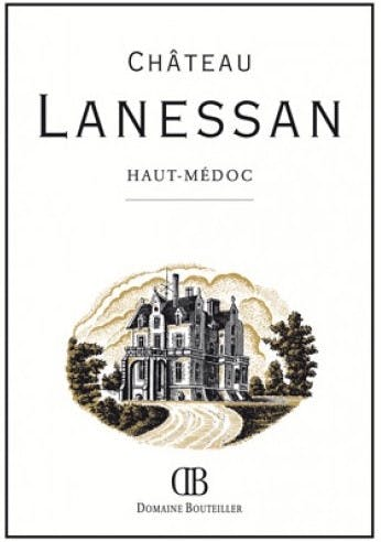 Chateau Lanessan Haut Medoc 2010 750ml Bottle Shop Of Spring Lake