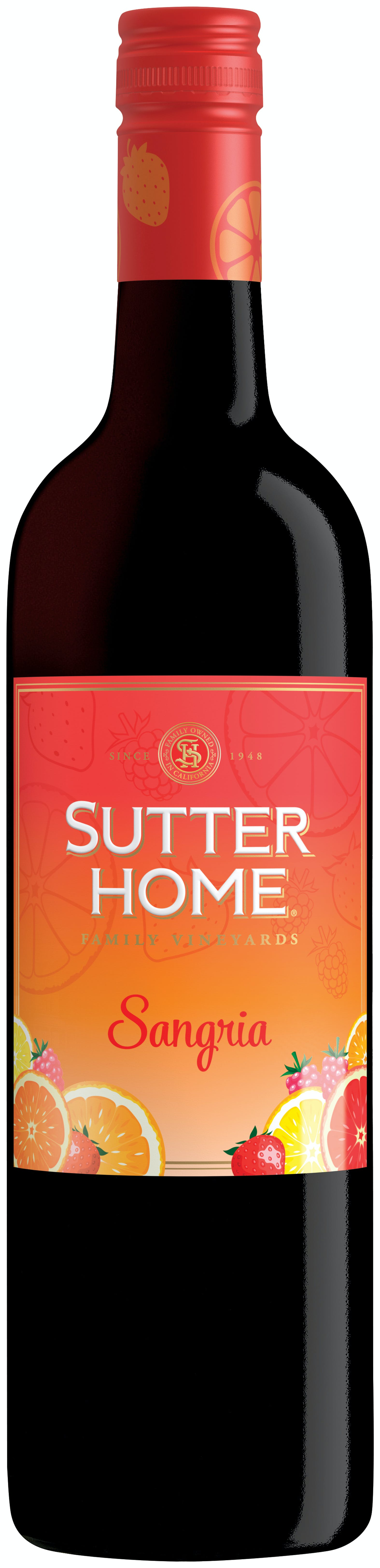 Sutter Home Sangria Buster S Liquors Wines
