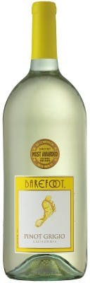 Barefoot Pinot Grigio NV