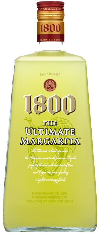 1800 Tequila Ultimate Pineapple Margarita 1 75l Highlands Wine Seller,White Russian Drink Costume
