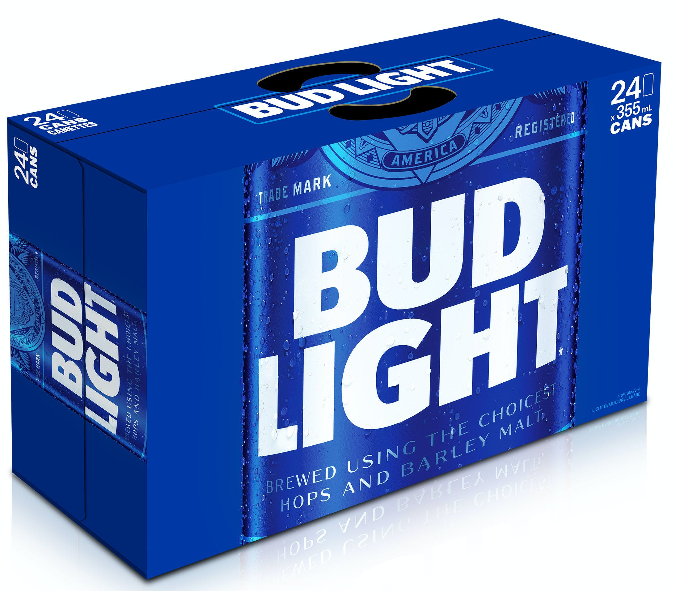 Bud Light 24 pack//12oz cooler pack