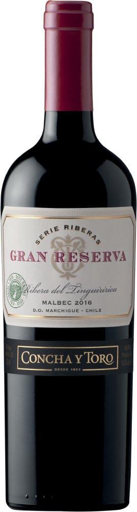Concha Y Toro Gran Reserva Malbec 2016