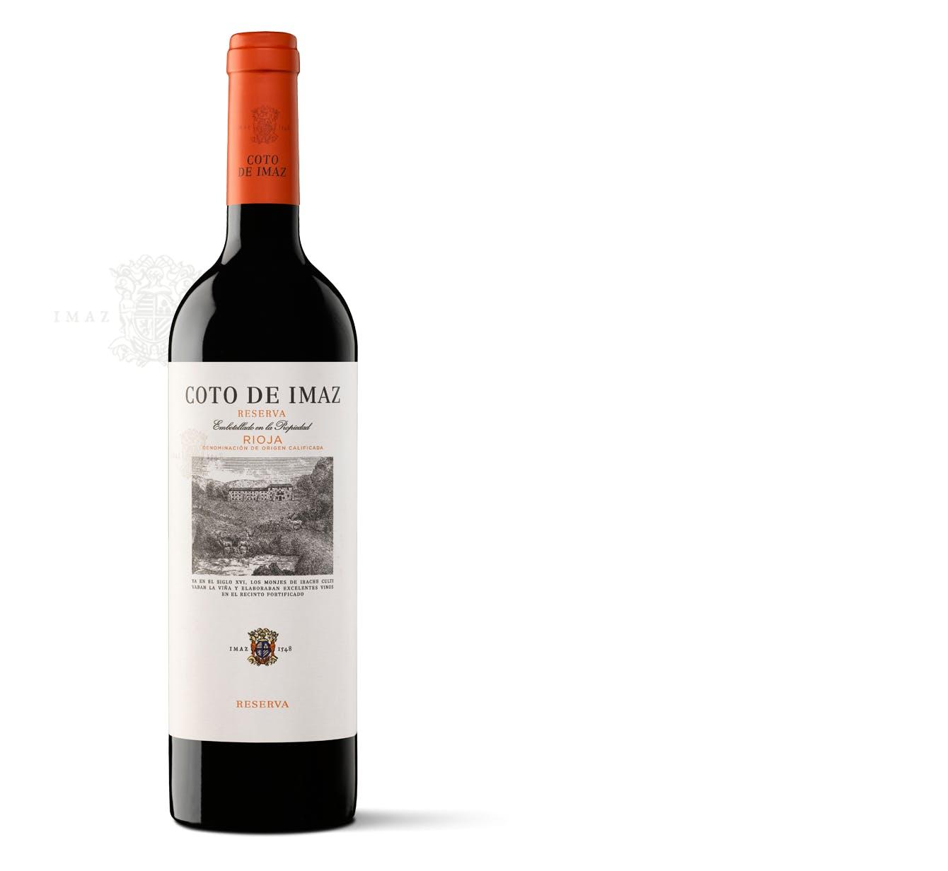 El Coto De Rioja Coto De Imaz Reserva 2015 Allendale Wine Shoppe