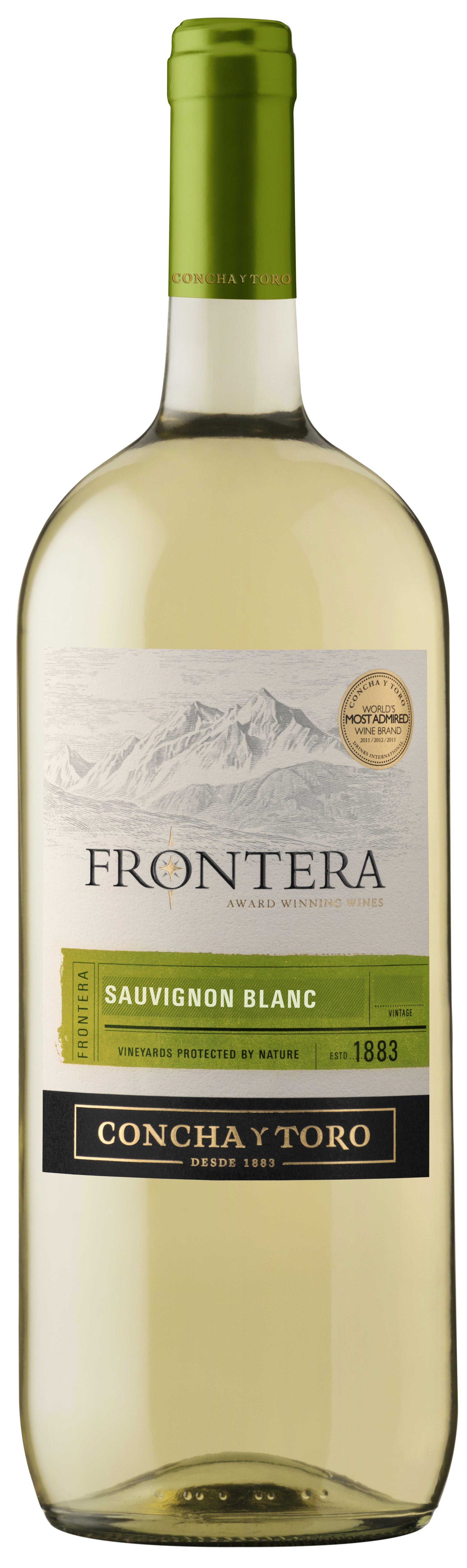 Concha Y Toro Frontera Sauvignon Blanc 2017 15L