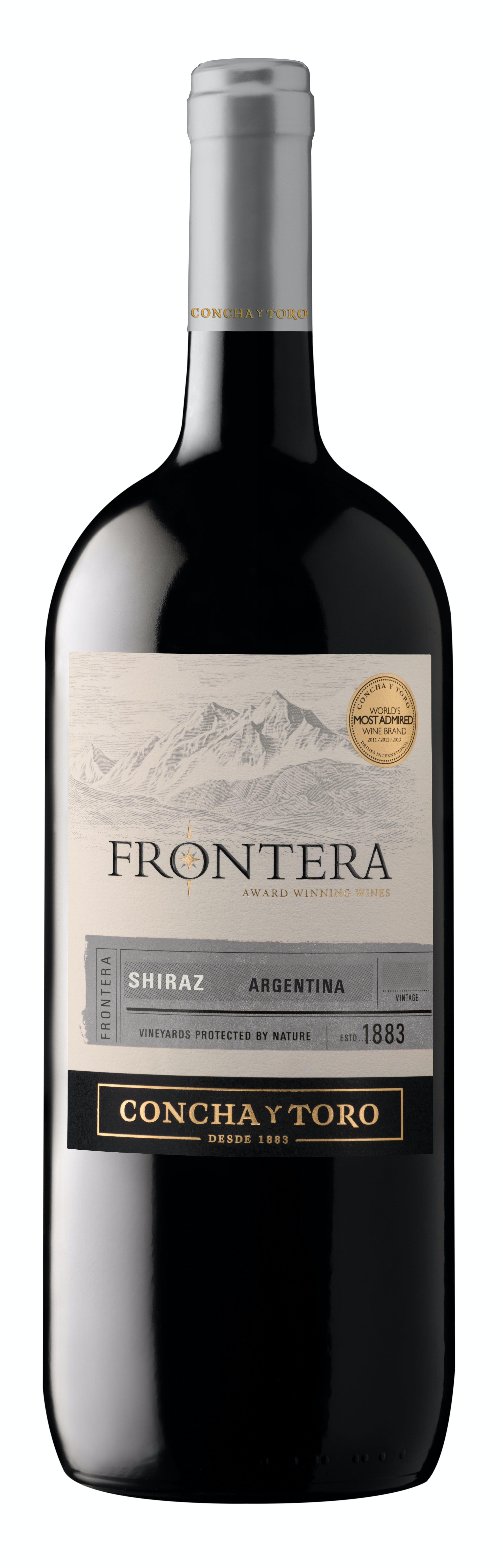 Concha Y Toro Frontera Shiraz 15L