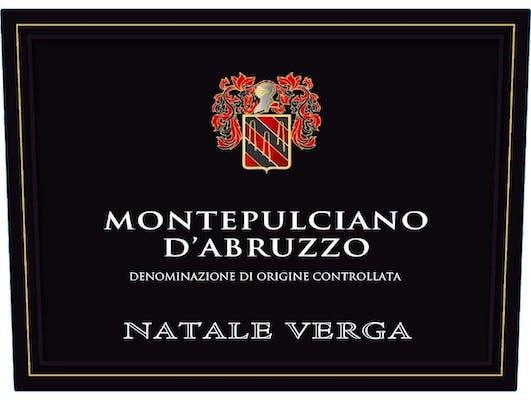 Natale Verga Montepulciano d'Abruzzo