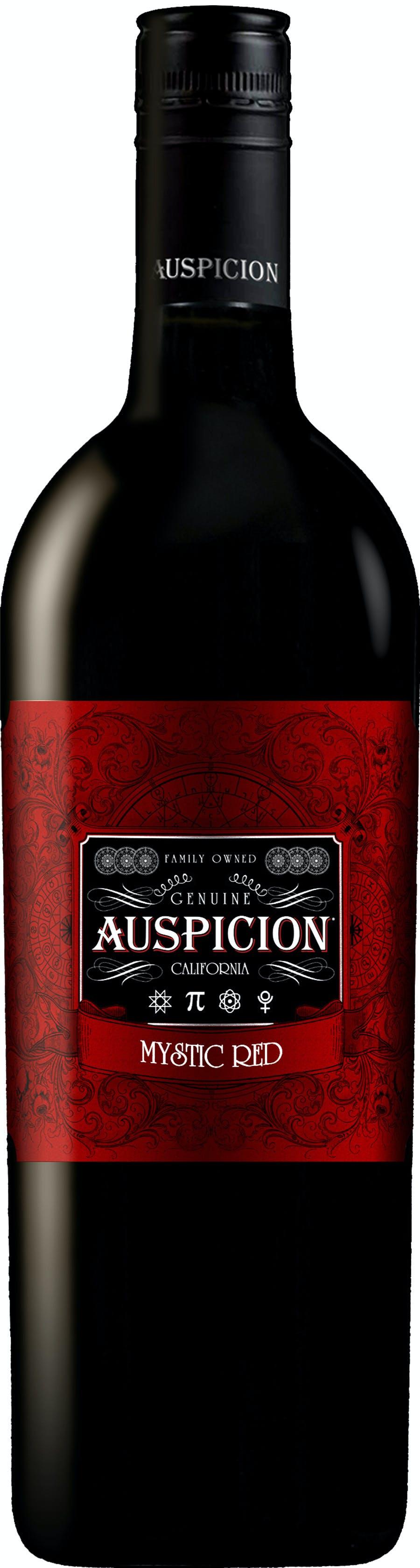 Auspicion Mystic Red Stirling Fine Wines