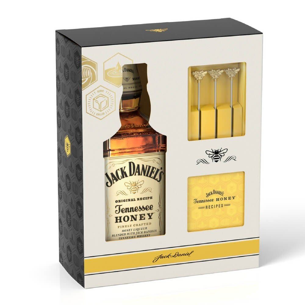Jack Daniels Tennessee Honey box