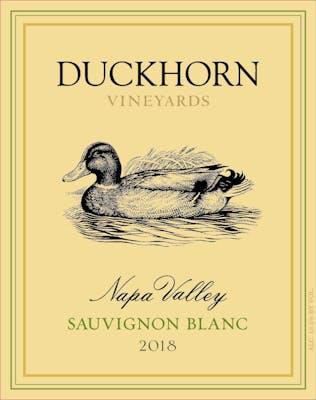 Duckhorn Napa Valley Sauvignon Blanc 2018
