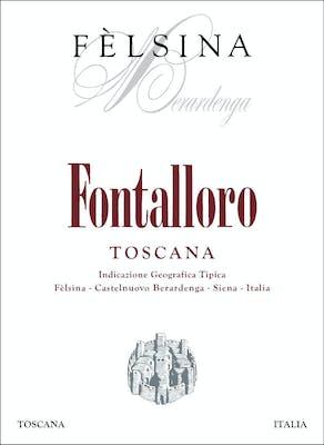 Fattoria di Felsina Fontalloro 2016