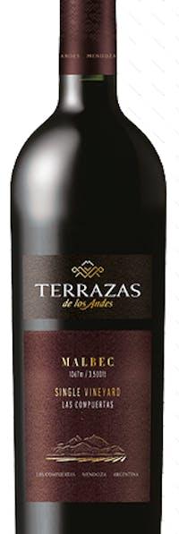 Terrazas De Los Andes Single Vineyard Las Compuertas Malbec 2015