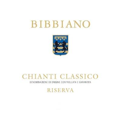 Bibbiano Chianti Classico Riserva 2015