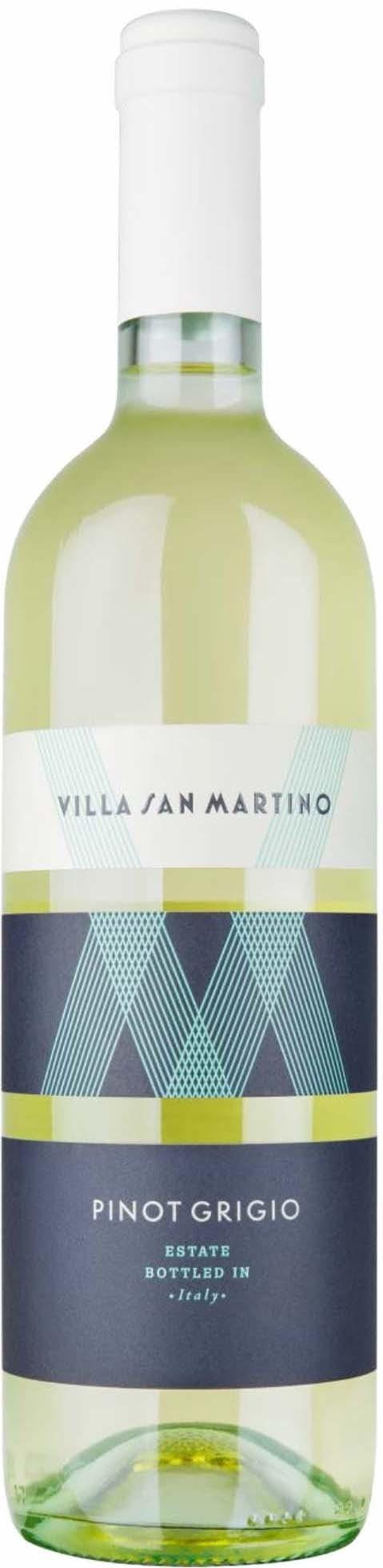 Villa San Martino Pinot Grigio 2018 1 5l Spirited Wines