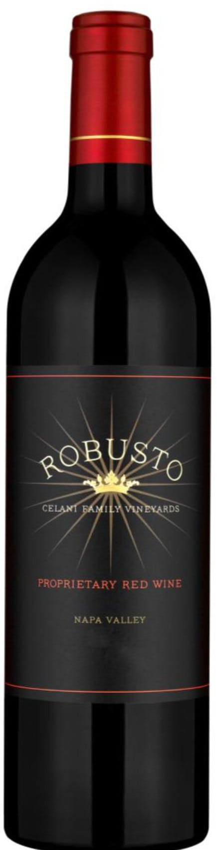 Celani Family Vineyards Robusto Proprietary Red 2017 - Vicker's Liquors