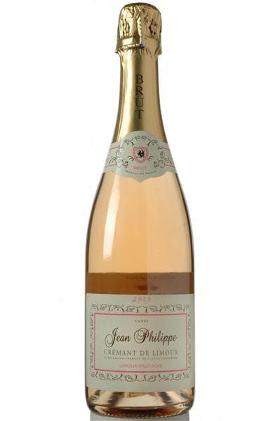Jean Philippe Crémant de Limoux Brut Rosé