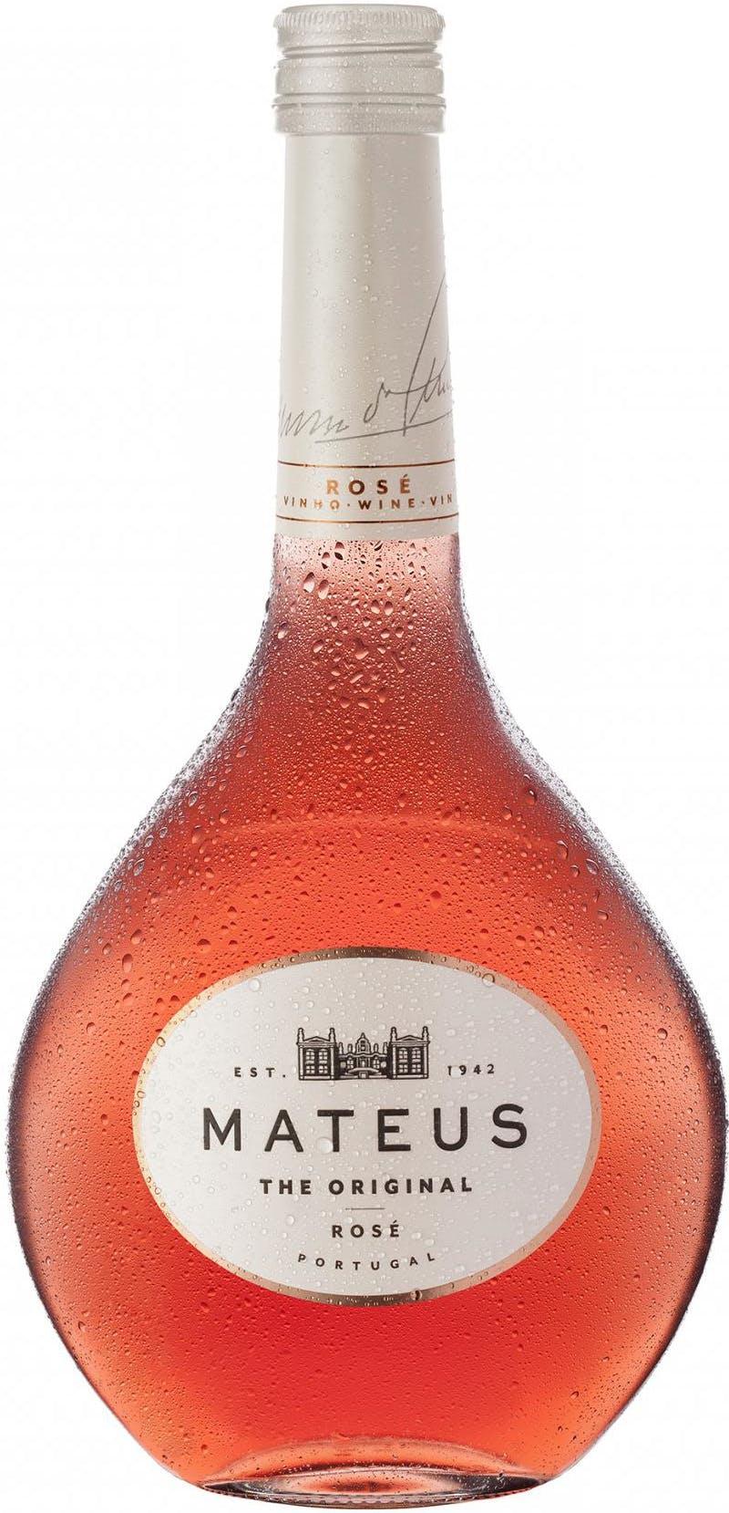 Mateus Rosé The Forked Vine