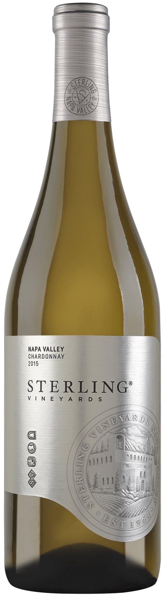 Sterling Napa Valley Chardonnay 2015 750ml