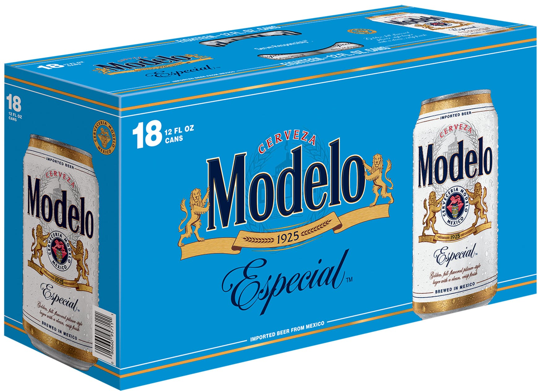 Modelo 18 Pack