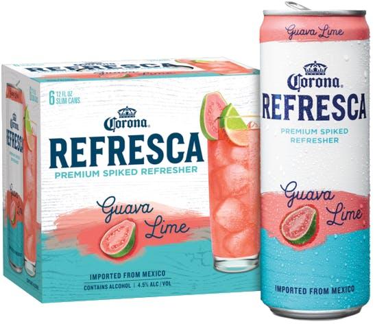 Corona Refresca Guava Lime 6 Pack 12 Oz Joe Canal S Discount Liquor Outlet