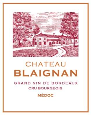 Chateau Blaignan Médoc 2016