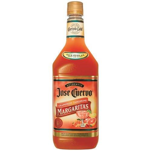 Jose Cuervo Grapefruit Tangerine Margarita 4 Pack