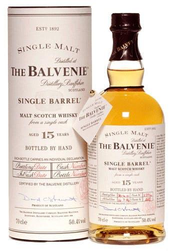 Balvenie Single Barrel 15 Years 47,8%, ,00 € - Weinquelle Lühmann