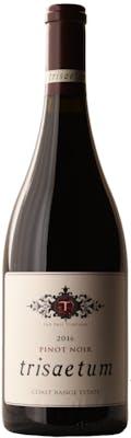 Trisaetum Coast Range Estate Pinot Noir 2016