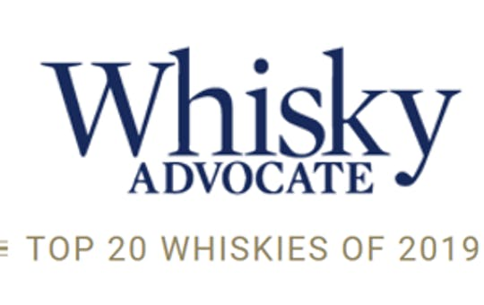 Whisky Advocate Top 20 2019
